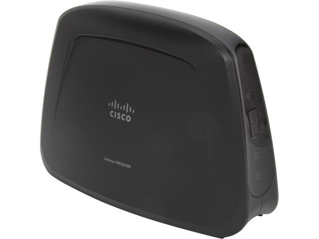 LINKSYS WES610N-CA Dual-Band Wireless-N Entertainment Bridge