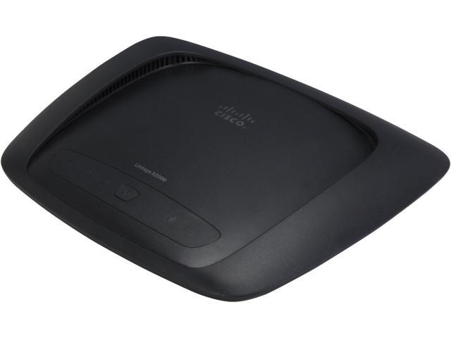 Linksys X2000-NP Wireless-N ADSL2+ Modem Router