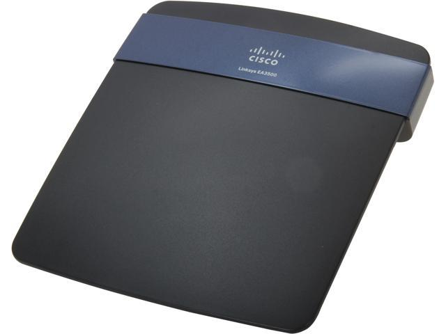 Linksys EA3500-NP SMART Smooth Stream Gigabit Dual-Band Wireless N750 Router IEEE 802.11a/b/g/n, IEEE 802.3/3u/3ab
