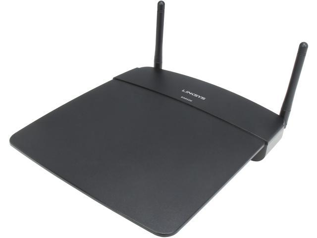 Linksys EA6100 AC1200 Wi-Fi Wirless Dual-Band+ Router, Smart Wi-Fi App Enabled to Control Your Network from Anywhere