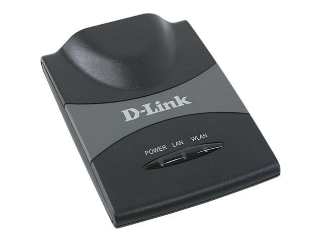 D-Link DWL-G730AP High Speed Wireless Pocket Router/AP