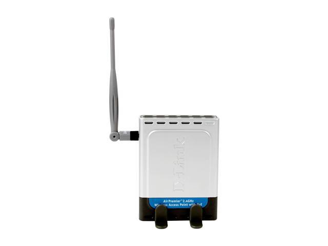 D-Link DWL-2200AP Wireless 108Mbps Access Point With PoE