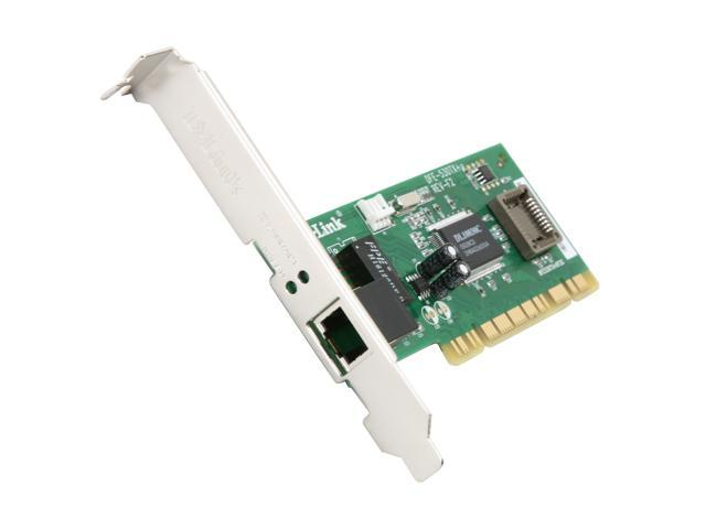 D-Link DFE-530TX+ 10/ 100Mbps PCI Fast Ethernet Adapter