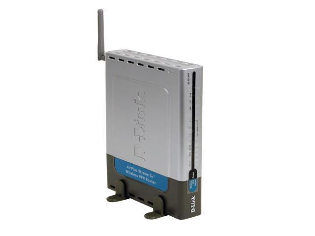 D-Link DI-824VUP Wireless Network Router IEEE 802.3/3u, IEEE 802.11b/g