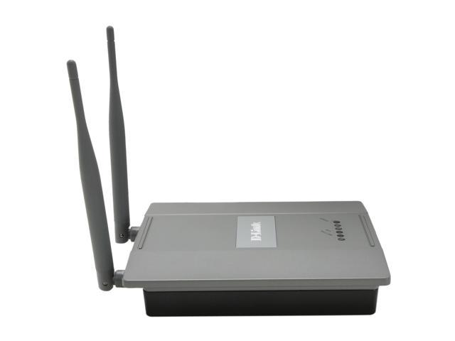 D-Link DWL-3200AP 802.11b/g Managed Access Point up to 108Mbps/ Plenum-rated Metal Chassis/ PoE Support