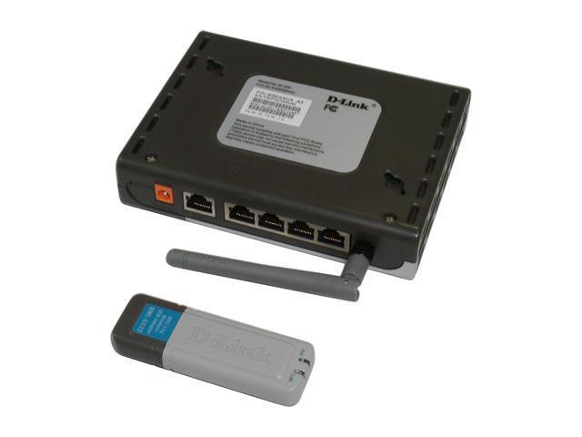D-Link DWL-922 Wireless G Network Starter Kit IEEE 802.11g IEEE 802.11b IEEE 802.3 IEEE 802.3u