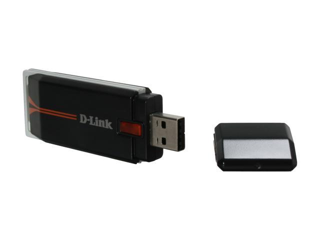 D-Link Wireless N300 USB Adapter (DWA-130)