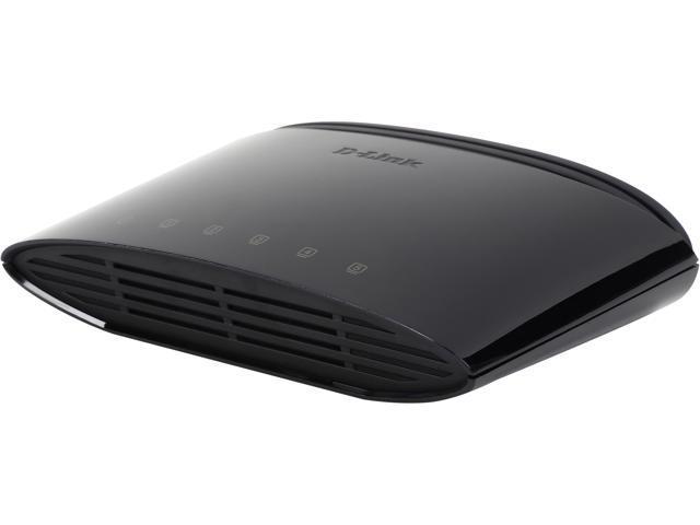D-Link DGS-1005G Smart Gigabit Desktop Switch