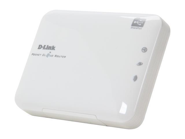 D-Link SharePort Go Mobile Companion Rechargeable Battery (DIR-506L)