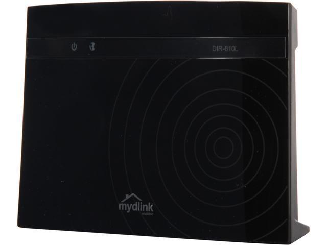 D-Link Wireless AC750 Dual Band Cloud Router (DIR-810L)