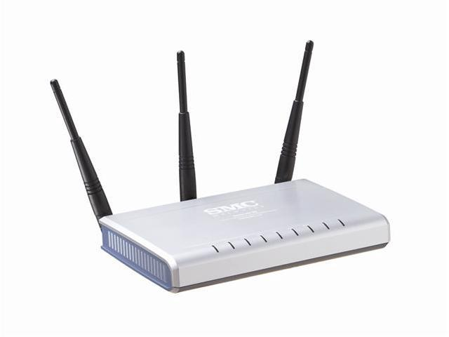 SMC LG-ERICSSON SMCWBR14-N Barricade N Wireless Broadband Router IEEE 802.3/3u, IEEE 802.11b/g, IEEE802.11n Draft