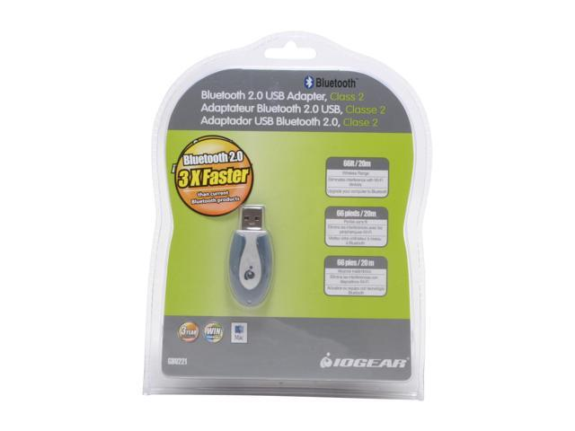 IOGEAR GBU221 USB 2.0 Enhanced Data Rate Wireless USB Adapter