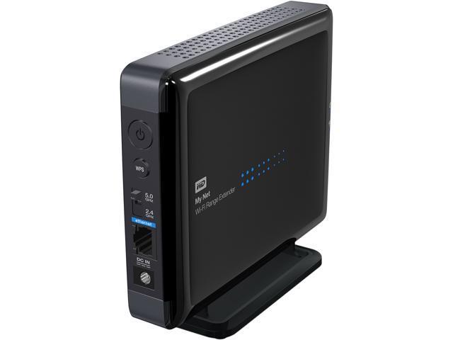 WD WDBAPK0000NCH-HESN My Net Wi-Fi Range Extender