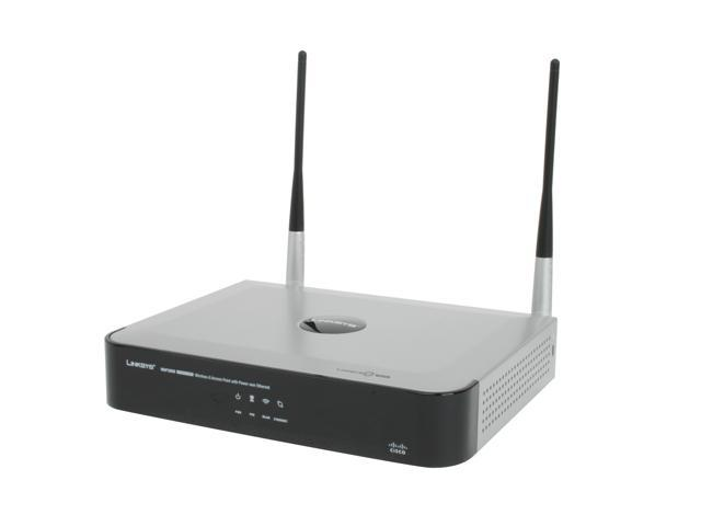 Cisco Small Business WAP2000 Wireless-G Access Point: PoE