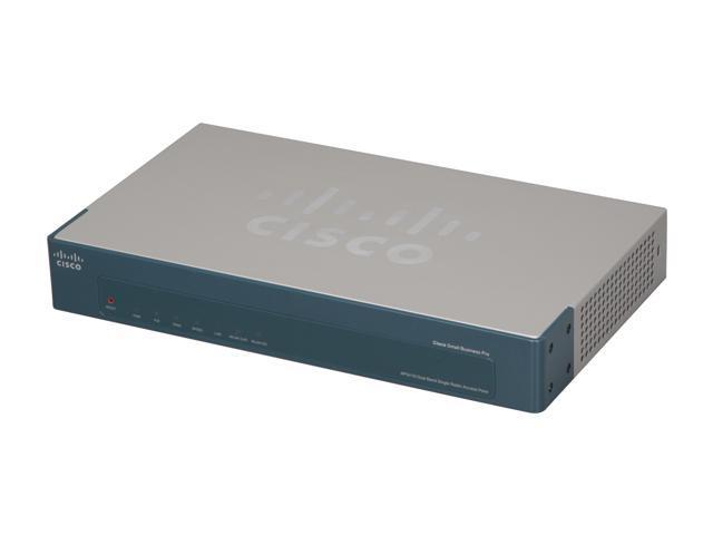 Cisco Small Business AP541N-A-K9 Dual-Band Single Radio Wireless Access Point