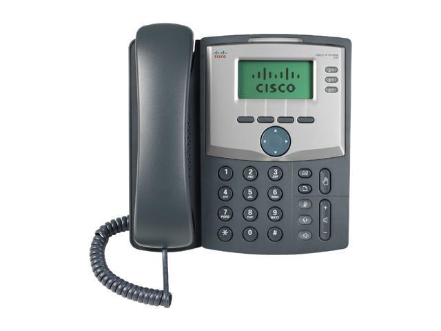 Cisco Small Business SPA303-G1 3-Line IP Phone