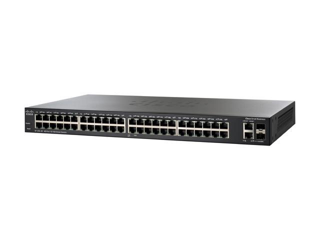 Cisco Small Business SLM248GT-NA Switch SF200-48