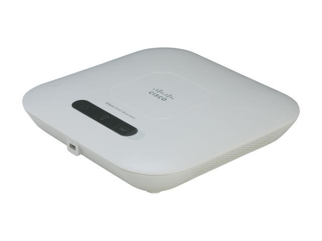 Cisco Small Business WAP321-A-K9 Wireless-N Selectable-Band Access Point w/ PoE and Gigabit Ethernet