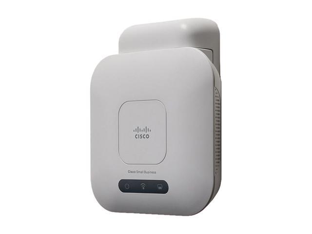 Cisco Small Business WAP121-A-K9-CA Wireless-N Access Point w/ PoE