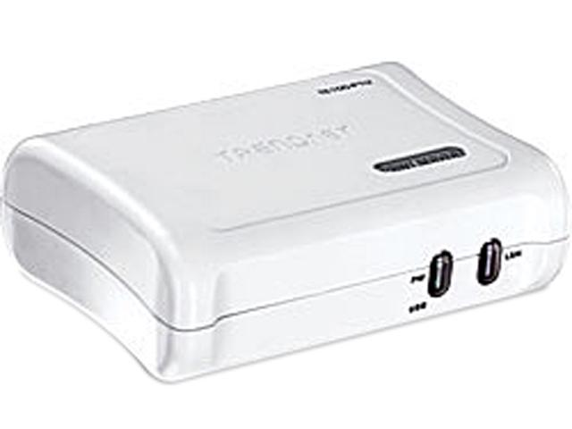 TRENDnet TE100-P1U Mini Print Server