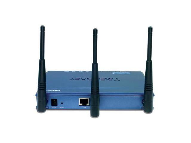 TRENDnet TEW-630APB 300Mbps Wireless N-Draft Access Point
