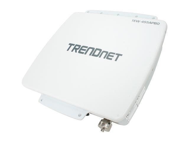 TRENDnet TEW-455APBO Wireless Outdoor PoE AP