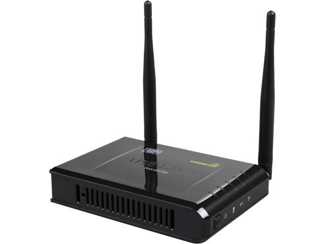 TRENDnet TEW-637AP 802.11b/g/n and 802.11e Wireless Easy-N-Upgrader up to 300 Mbps