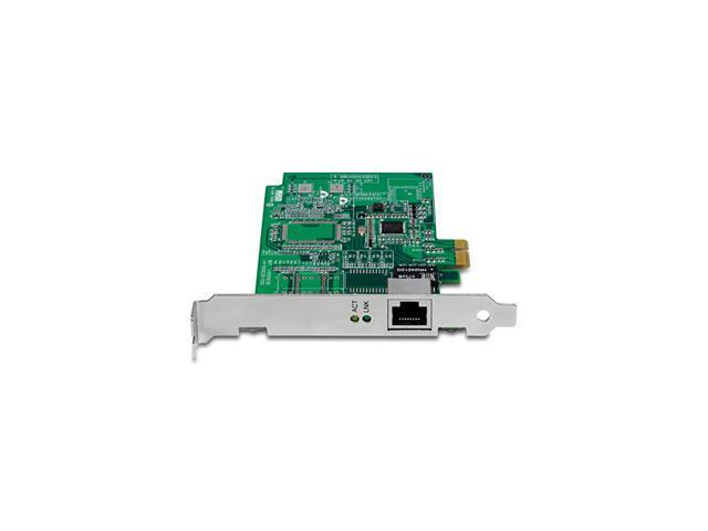 TRENDnet TEG-ECTX 10/ 100/ 1000Mbps PCI-Express Gigabit Network Adapter