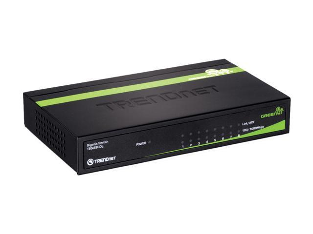 TRENDnet TEG-S80DG GREENnet Switch