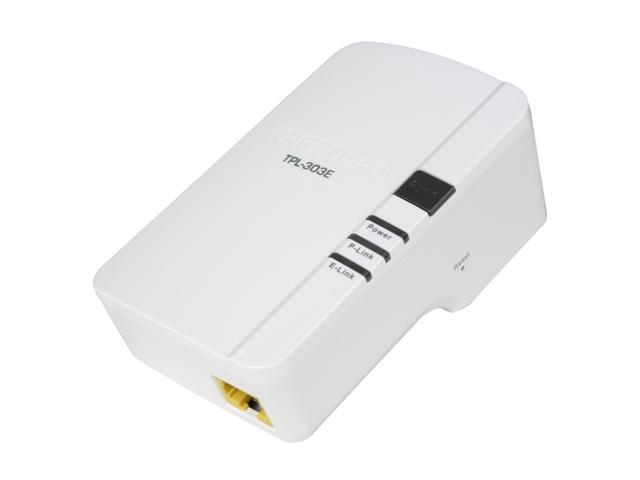 TRENDnet TPL-303E Powerline Network Adapter Up to 200Mbps