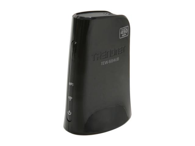 TRENDnet TEW-684UB USB 2.0 Dual Band Wireless N900 Adapter