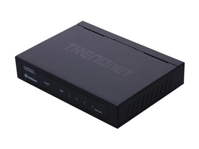 TRENDnet TW100-BRF214 10/100Mbps 4-Port Fast Ethernet Firewall Router