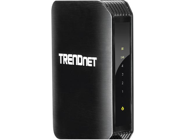 TRENDnet TEW-800MB AC1200 Dual Band Wireless Media Bridge