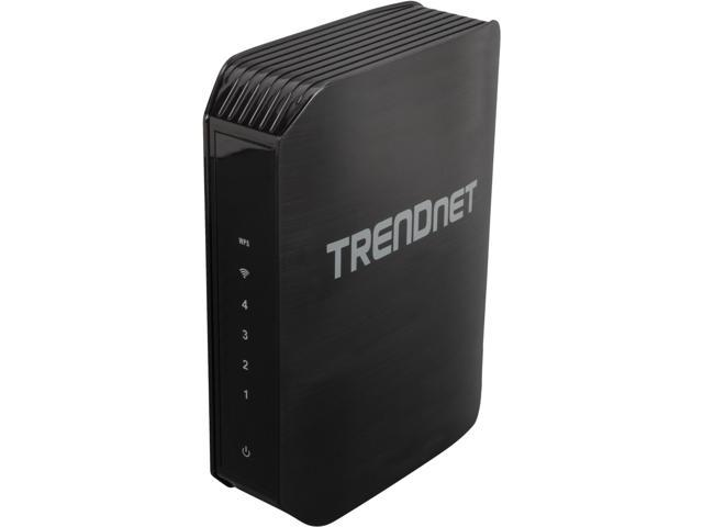 TRENDnet TEW-750DAP N600 Dual Band Wireless Access Point, Multifunction