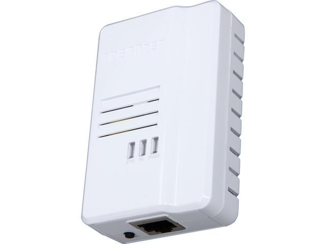 TRENDnet TPL-408E Powerline  AV2 AV600 Adapter, Up to 600Mbps