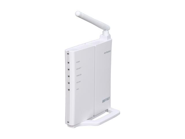 BUFFALO WCR-GN AirStation N150 Wireless Router