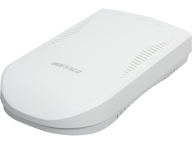 BUFFALO N300 Wireless USB 2.0 Print Server - LPV4-U2-300S