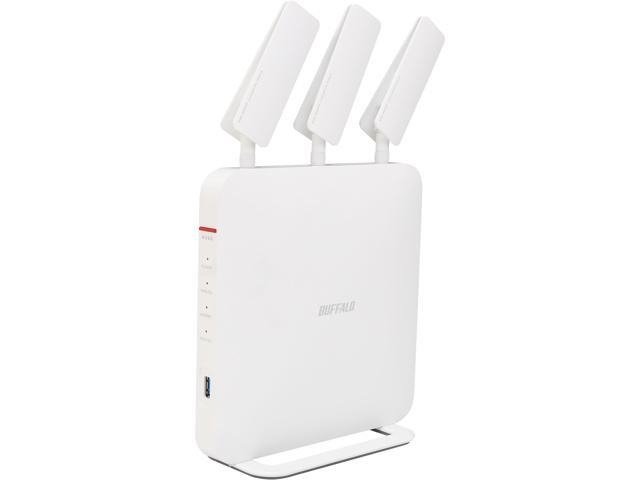 BUFFALO WXR-1900DHP AirStation Extreme AC 1900 Gigabit Dual Band Wireless Router