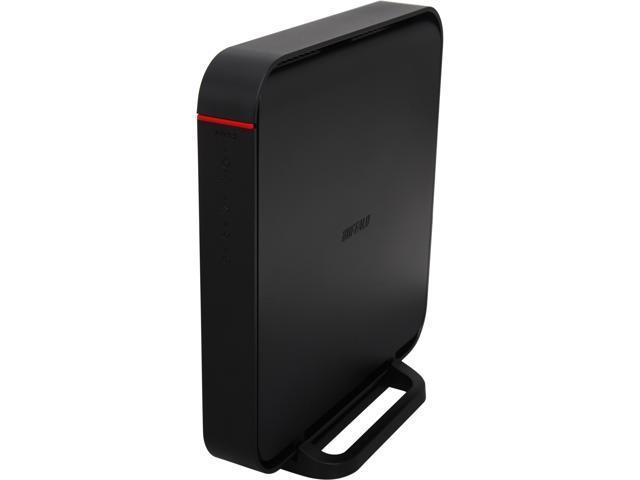 BUFFALO WZR-600DHP2 AirStation N600 HighPower Wi-Fi Simultaneous Dual Band Router IEEE 802.11a/b/g/n