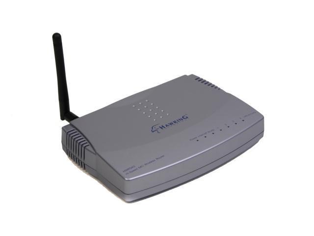 HAWKING HWR54G Wireless-G Router