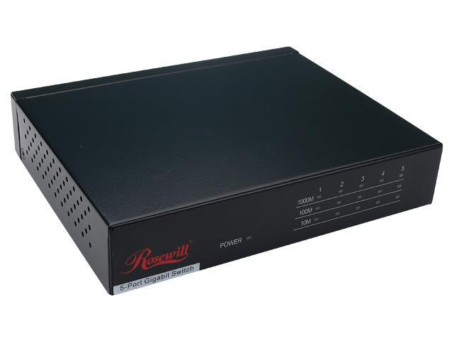 Rosewill RC-407 10/100/1000Mbps Switch