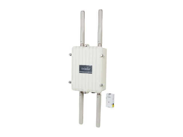 EnGenius ENH700EXT N600 Long-Range Dual Radio Wireless Outdoor Access Point