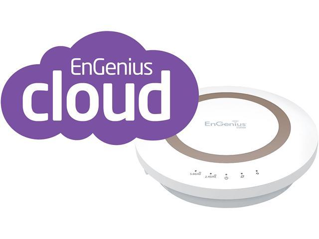 EnGenius ESR900 Xtra Range Dual Band N900 Gigabit Router
