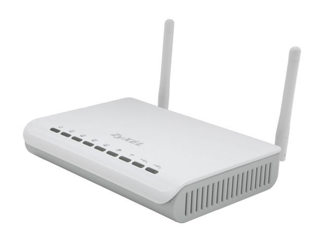 ZyXEL NBG4615 Wireless Gigabit NetUSB Router