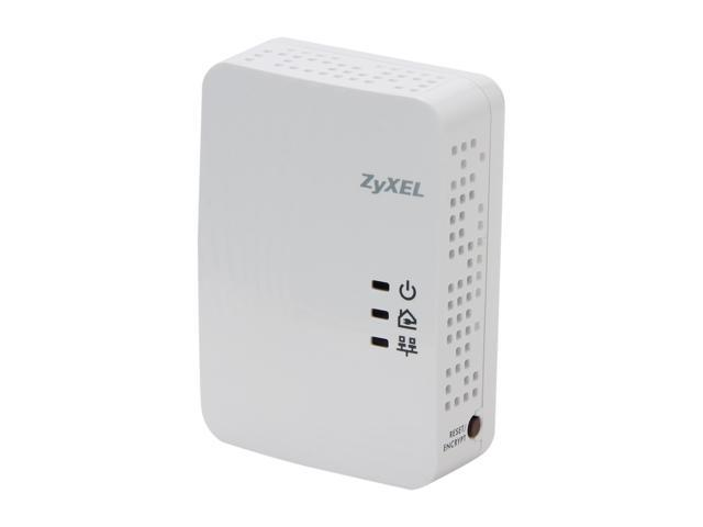 ZyXEL PLA4201 Mini Powerline Ethernet Adapter Up to 500Mbps
