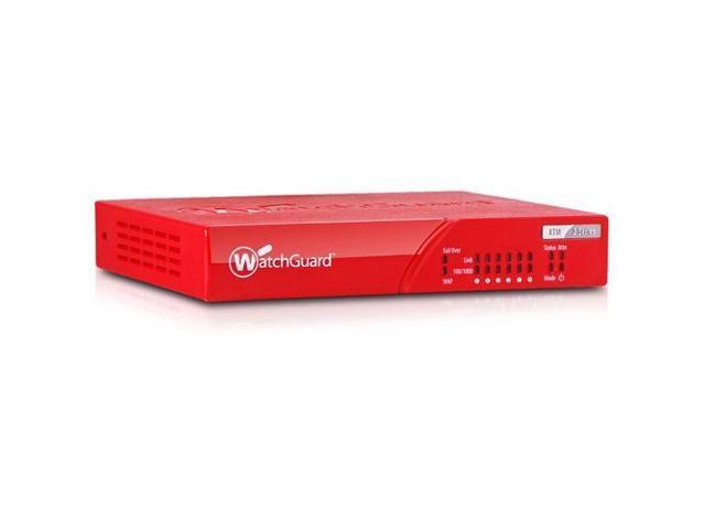 WatchGuard WG021533 VPN Wired + Wireless XTM 21-W Wireless VPN Firewall