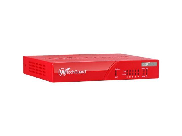 WatchGuard XTM 25 and 3-yr LiveSecurity - WG025003