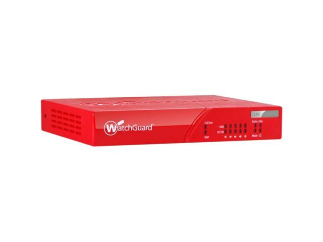 WatchGuard XTM 25-W and 1-yr LiveSecurity - WG025501