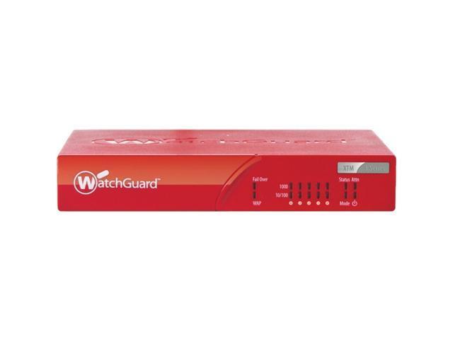 Watchguard XTM 33 Wireless with 1y Live Security - WG033501
