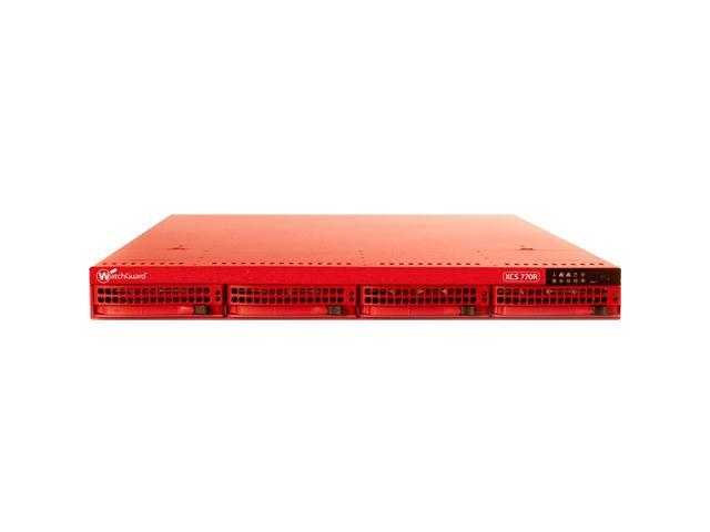 WatchGuard XCS 770R Wired Firewall